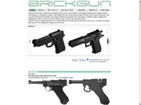 brickgun.com - BrickGun - The Coolest Lego Weapons in the World