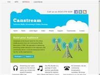 canstream.co.uk - Canstream | Community Media Association