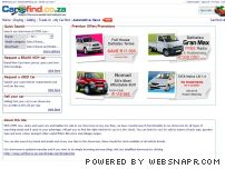 carfind.co.za - Carfind.co.za - New and Used Cars for Sale