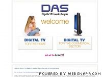 dastv.co.uk - DAS - For Digital TV, Satellite, Sky, SMATV, MATV, IRS, Commercial and Domestic Aerial Installation