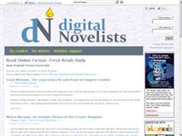 digitalnovelists.com - Welcome | DigitalNovelists.com