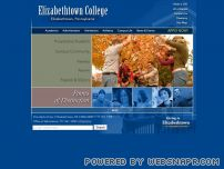 etown.edu - Elizabethtown College