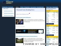 financialcenter.com - Financial Center - Breaking business news, investment rates, market quotes, podcasts, blogs, and more
