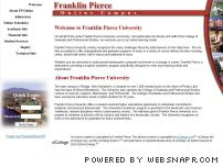 franklinpierceonline.net - Franklin Pierce