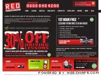 go-red.co.uk - Drivers Ed - Drivers Education - DMV Tests - Traffic School - DriversEd.com