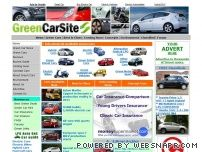 greencarsite.co.uk - Green Car Site > Compare green hybrid, electric & fuel efficient eco friendly cars