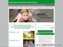 gshpa.org - Girl Scouts in the Heart of Pennsylvania