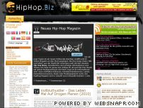 hiphop.biz - Blog - HipHop Blog der HipHop Community auf HipHop.Biz