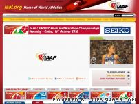 iaaf.org - Iaaf.org  - International Association of Athletics Federations