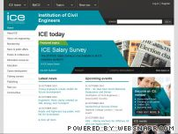 ice.org.uk - Institution of Civil Engineers :: Welcome
