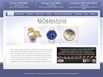 irvinegoldmine.com - The Irvine Gold Mine - Fine Jewelry and Rare Coins