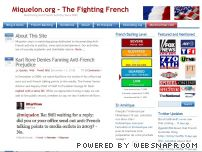 miquelon.org - Miquelon.org - The Fighting French