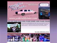 pinkcaddylimo.com - Pink Caddy Limousines | Arizona's Only Pink Caddy Limousines | Pink Cadillac Limo in Arizona