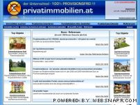 privatimmobilien.at - IMMOBILIEN FINDEN 100% PROVISIONSFREI U. GRATISINSERAT