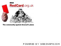 redcard.org.uk - Welcome to RedCard.org.uk