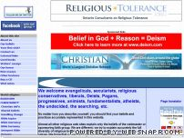 religioustolerance.org - ReligiousTolerance.org by the Ontario Consultants on Religious Tolerance