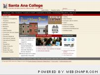 sac.edu - Santa Ana College