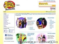 sillyjokes.co.uk - Fancy Dress costumes, Practical Jokes, Party Supplies and Decorations, UK