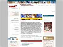 sirc.ca - Welcome to SIRC - A World of Sport Information