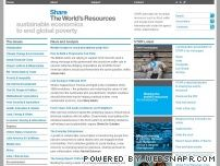 stwr.org - Share The World's Resources - STWR
