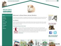 woodgreen.org.uk - Wood Green Animal Shelters - Wood Green Animal Shelters